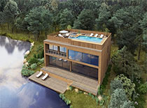 The Lakes by YOO home exterior